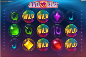 Blast wilds
